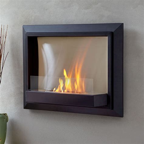 interesting modern gas fireplace for your home