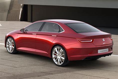 seat auto seat ibl concept sedan officially unveiled autoevolution