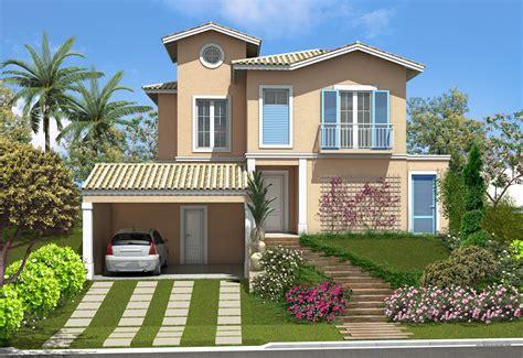 la casa 2 fotos de fachadas de casas modernas e bonitas decorando