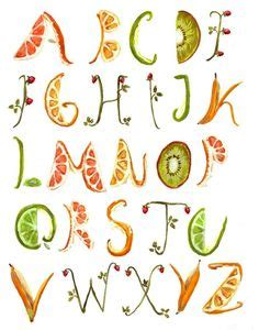 fruit 4 letters 1000 images about alphabet letters on