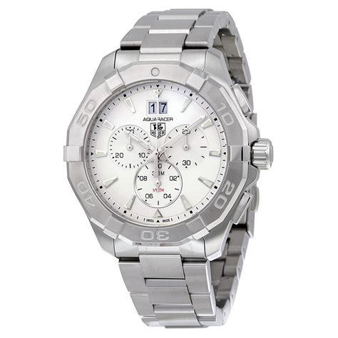 Tag Heuer Aquaracer Cay1111 Ba0927 tag heuer aquaracer chronograph silver s