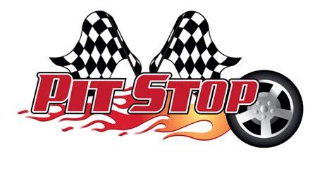 Pit Top Pit Stop Logo By Neutroncomics On Deviantart
