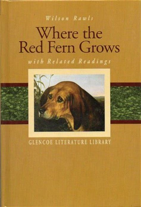 themes in the book where the red fern grows mini store gradesaver