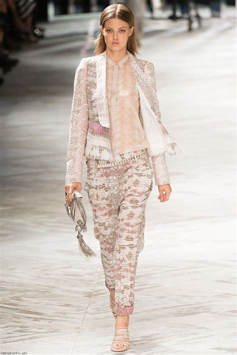 Milan Fashion Week Roberto Cavalli by Roberto Cavalli Summer 2014 Collection Milan