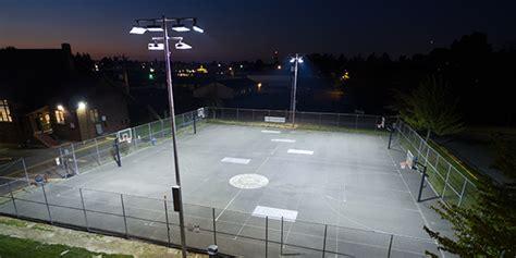 Musco Sports Lighting by Steve Cox Memorial Park Musco Sports Lighting