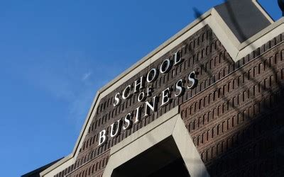 Of Hartford Mba Accreditation by Scholarly Recognition School Of Business