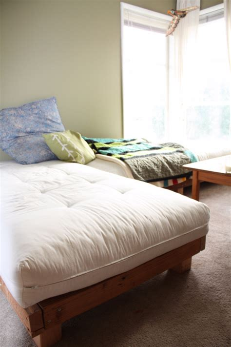 diy futon bed 35 super cool diy sofas and couches diy joy