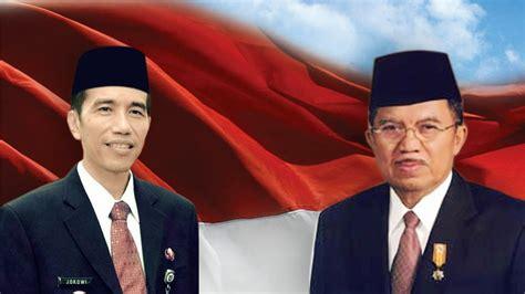 Jokowi Jk kpu tetapkan jokowi presiden saatnya indonesia kembali