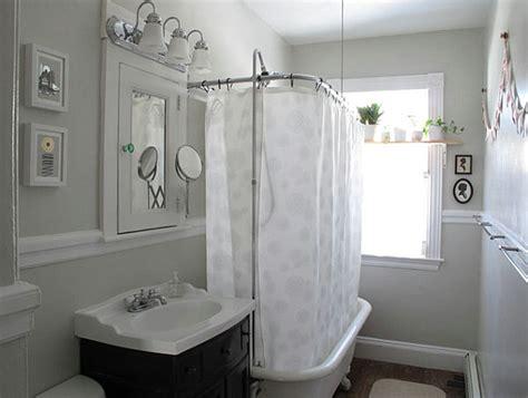 Vorhang Badezimmer by Shabby Chic Badezimmer Metall Details Dusche Wanne Vorhang