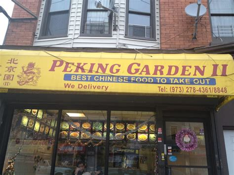 Peking Garden Paterson Nj by Peking Garden Ii 323 Grand St Paterson Nj