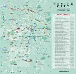 Mexico City On A Map by Gallery For Gt City Maps
