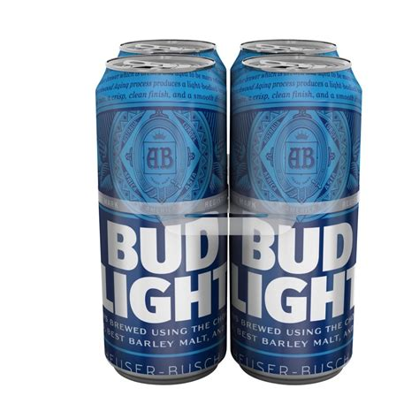 where is bud light made bud light beer 4x500ml drinksupermarket