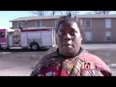 black lady house on fire woman gives funny interview after a fire youtube