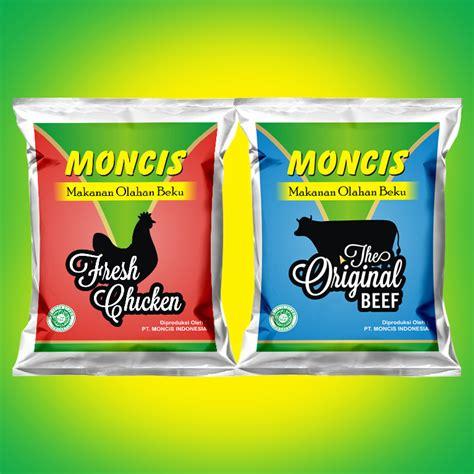design label makanan sribu label design desain label untuk makanan olahan beku