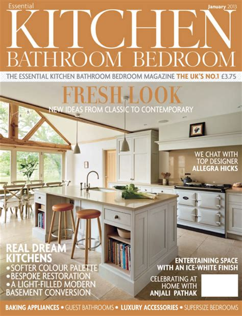 kitchen magazine media coverage l worktop express
