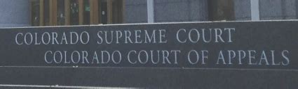 Colorado State Court Records Interim Take Effect On Access To Administrative