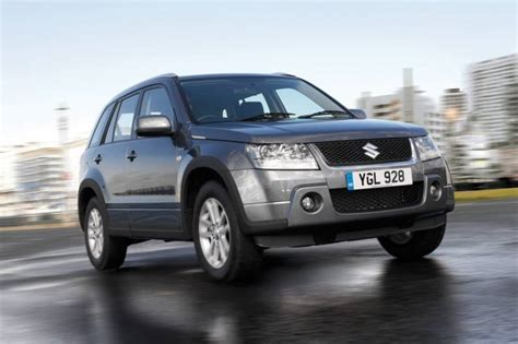 Suzuki 2005 Review Suzuki Grand Vitara 2005 2009 Used Car Review Review