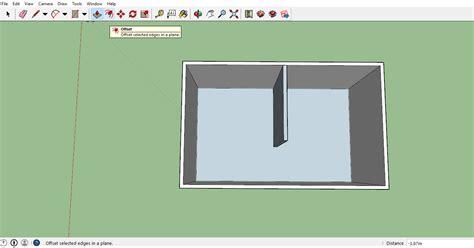 tutorial sketchup dasar teknik informatika tutorial sketchup dasar