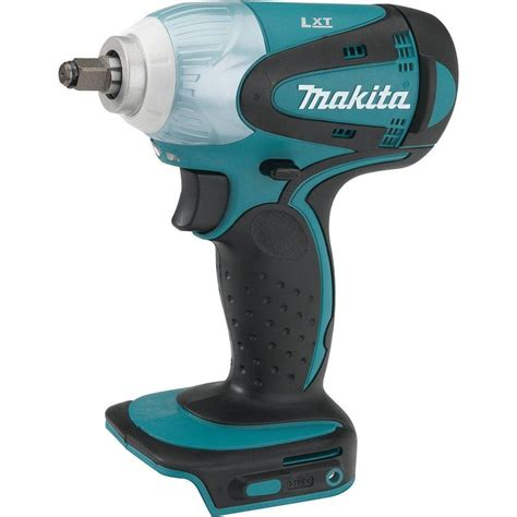 makita 18 volt lxt lithium ion 3 8 in cordless impact