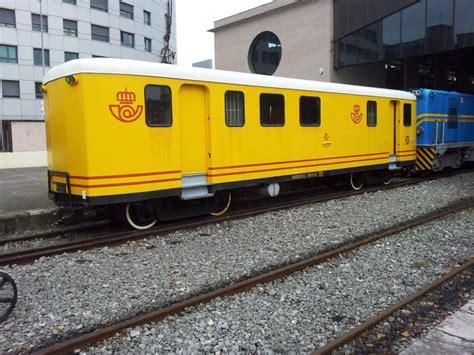 historias de trenes vagon de correos vivir el tren historias de trenes