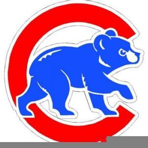 Cubs Logo Clip
