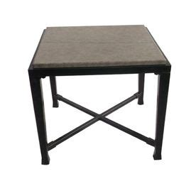 allen roth table ls allen roth pardini square end table lg 2156 09 black