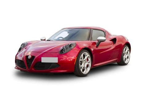 alfa romeo 4c coupe special edition lease deals business