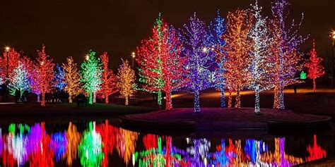 christmas light show dallas our 5 favorite holiday light displays in the dfw metroplex
