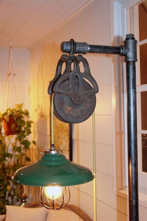 Blacksmith Home Decor Vintage Industrial Floor Lamp Dark If You Like This Then
