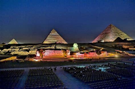 sound and light show giza giza pyramids sound and light show