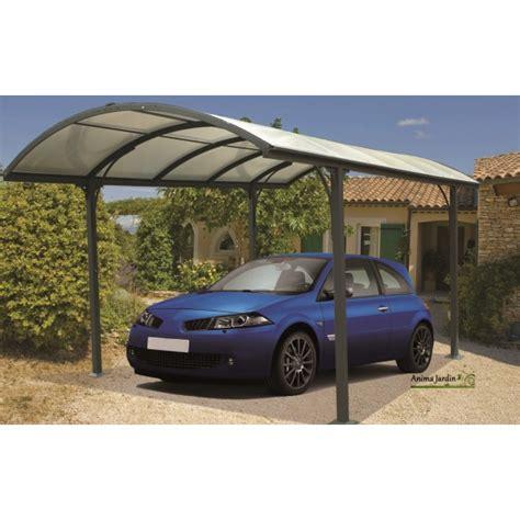 occasion carport abri voiture aluminium carport toit arrondi achat vente