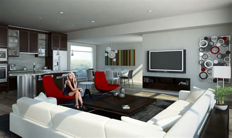 Luxury Interior Design Home Park House Lv Las Vegas Lofts For Sale