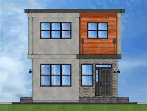 narrow lot duplex house plans narrow lot contemporary duplex house plan hunters