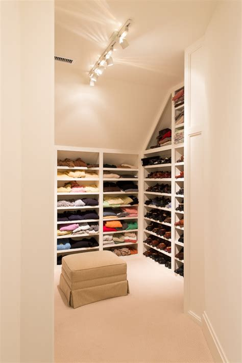 closet ideas for attic bedrooms closets on pinterest closet attic closet and reach in
