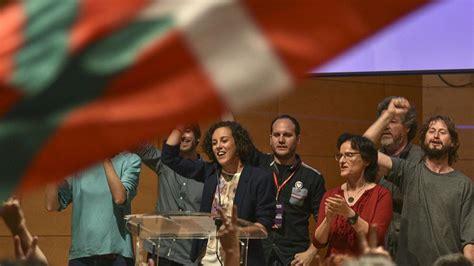 vasco alba alba destaca que euskadi ha vuelto a ser quot avanzada cambio quot