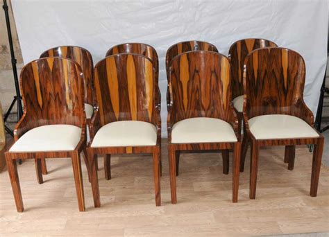 art dining room furniture set art deco dining chairs rosewood furniture 1920s interiors
