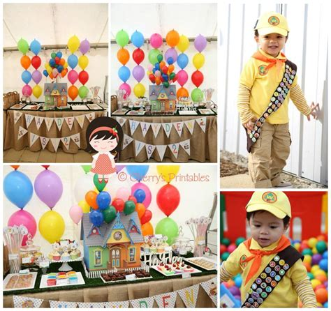 disney up themed birthday party 159 best images about logan s 1st birthday on pinterest
