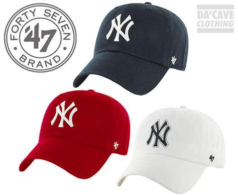 pre curved baseball caps by 47 brand usa da cave store