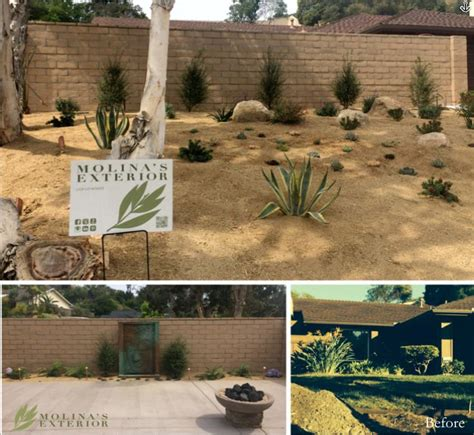 Landscape Supply Escondido 1000 Images About Before And After On