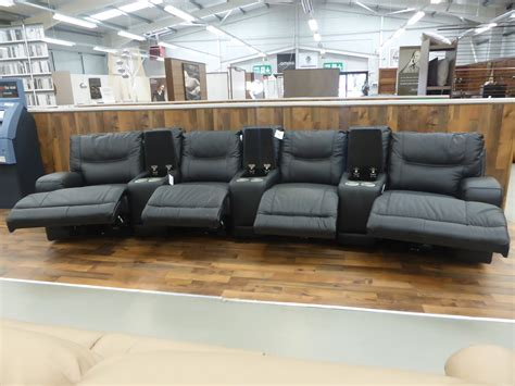 sofa cinemas teatro electric reclining cinema sofa furnimax brands outlet