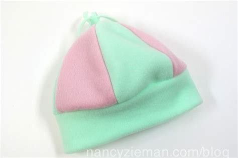 pattern sewing hat the hat ladies show us how to sew fleece hats sewing