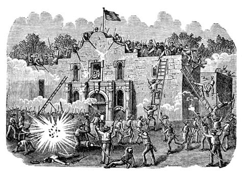 the siege of the alamo muskegonpundit history for february 23