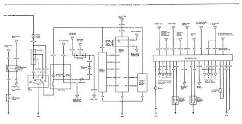 1992 acura integra wiring diagram free wiring