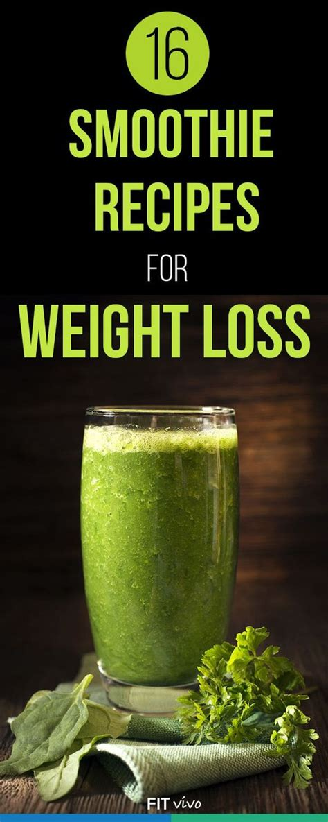 8 weight loss smoothies 16 healthy smoothie recipes for weight loss smoothie