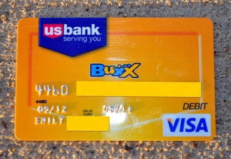 Us Bank Prepaid Visa Gift Card - barclays visa debit card images