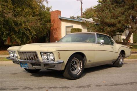 1972 buick riviera boat tail buy used 1972 buick riviera boat tail in inglewood