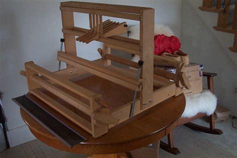 floor loom plans woodwork table loom plans pdf plans