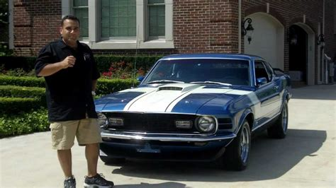 motor sales 1970 mustang mach 1 classic car for sale in mi