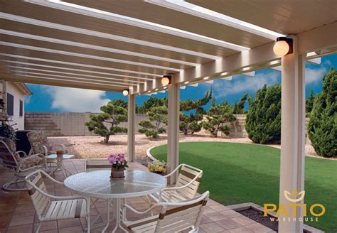 Elitewood Solid Non Insulated Patio Cover   Yelp
