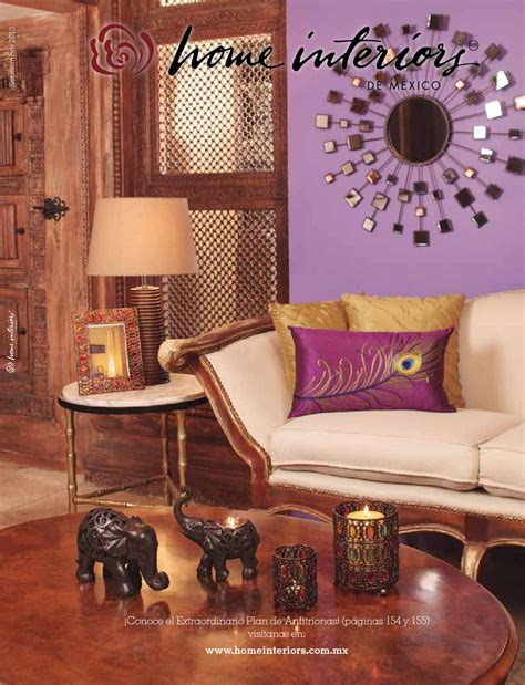 catalogo de home interiors home interiors catalogo septiembre 2009 house design ideas
